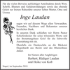 Inge Laudan