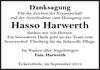 Hasso Harwerth