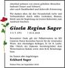 Gisela Regina Sager