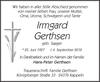 Irmgard Gerthsen