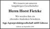 Horst Fietzke