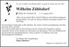 Wilhelm Zühlsdorf
