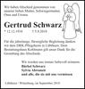 Gertrud Schwarz