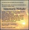 Annemarie Niebuhr