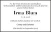 Irma Blum