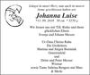 Johanna Luise
