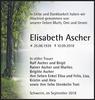 Elisabeth Ascher