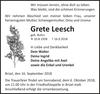 Grete Leesch