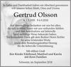 Gertrud Olsson