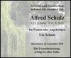 Alfred Schulz