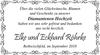 Elke und Eckhard Röhrke