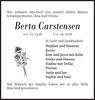 Berta Carstensen