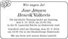 Jose Jensen Henrik Volkerts