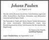 Johann Paulsen