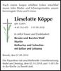 Lieselotte Köppe