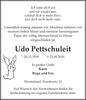 Udo Pettschuleit