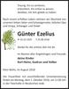 Günter Ezelius