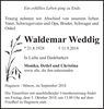 Waldemar Weddig