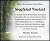 Siegfried Noetzel