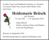 Heidemarie Brüsch