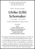 Ulrike Ulli Schomaker