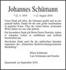 Johannes Schümann