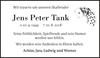Jens Peter Tank