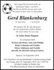 Gerd Blankenburg