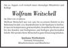 Wolfram Weitschell