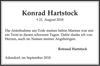 Konrad Hartstock