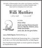Willi Matthies