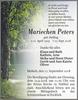 Mariechen Peters
