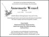 Annemarie Wenzel