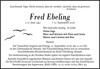 Fred Ebeling