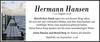 Hermann Hansen