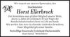 Horst Ellerbrock