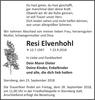 Resi Elvenhohl