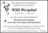 Willi Westphal
