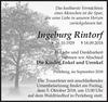 Ingeburg Rintorf