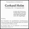 Gerhard Holm