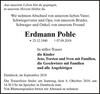 Erdmann Pohle