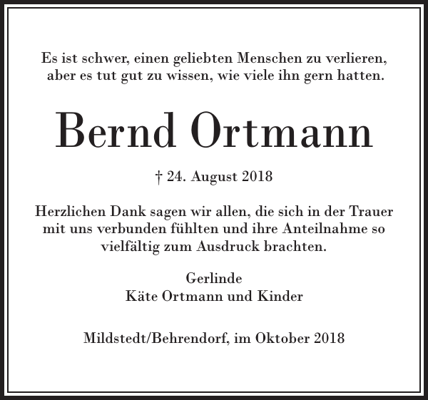 Ortmann Wissen