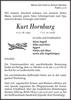 Kurt Hornburg