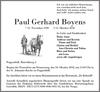Paul Gerhard Boyens