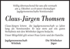 Claus-Jürgen Thomsen
