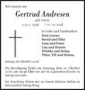 Gertrud Andresen