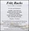 Fritz Rucks