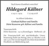 Hildegard Källner