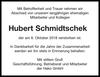 Hubert Schmidtschek