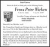 Frenz Peter Wieken